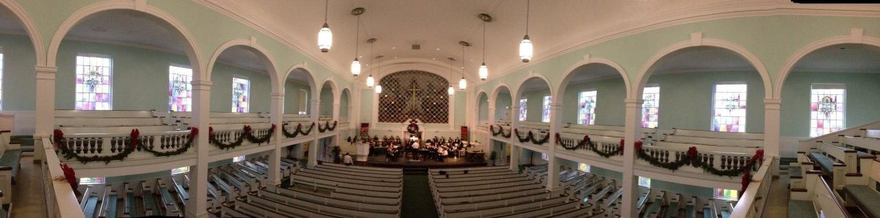 December 2 2012 wesley chapel panoramic from the