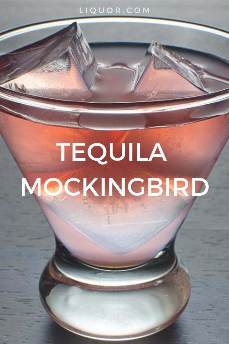 Tequila Mockingbird #tequiladrinks
