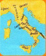 Popoli dell'Italia pre romana