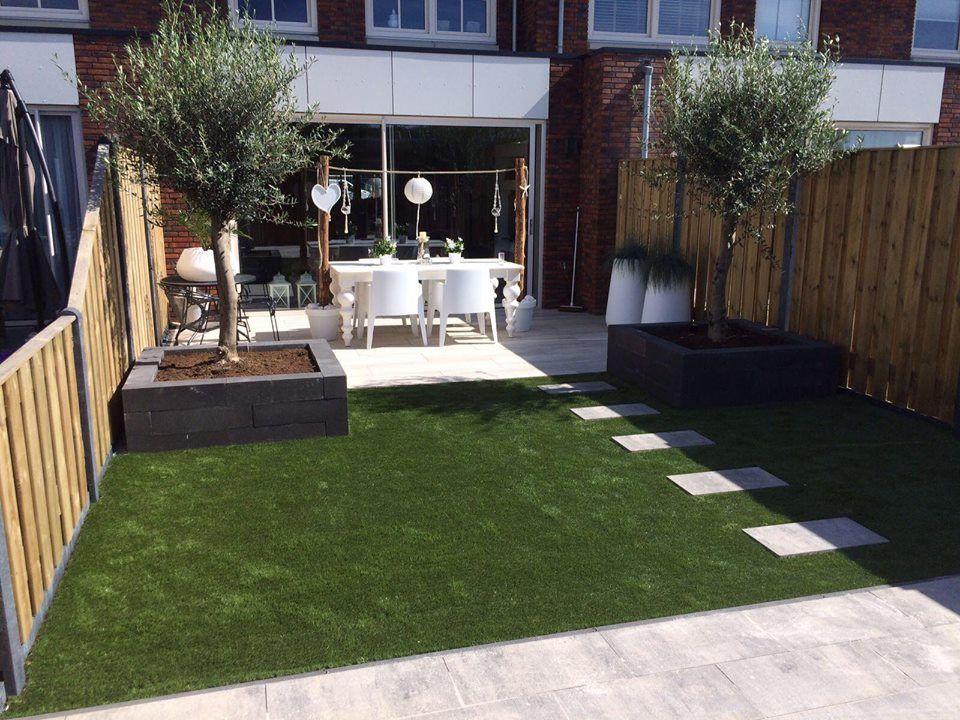 Reihenhausgarten #backyardmakeover