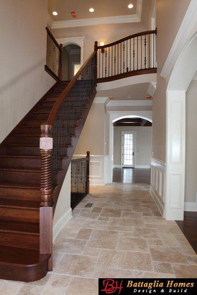 Travertine Floor I Like This Floor The Best House Flooring