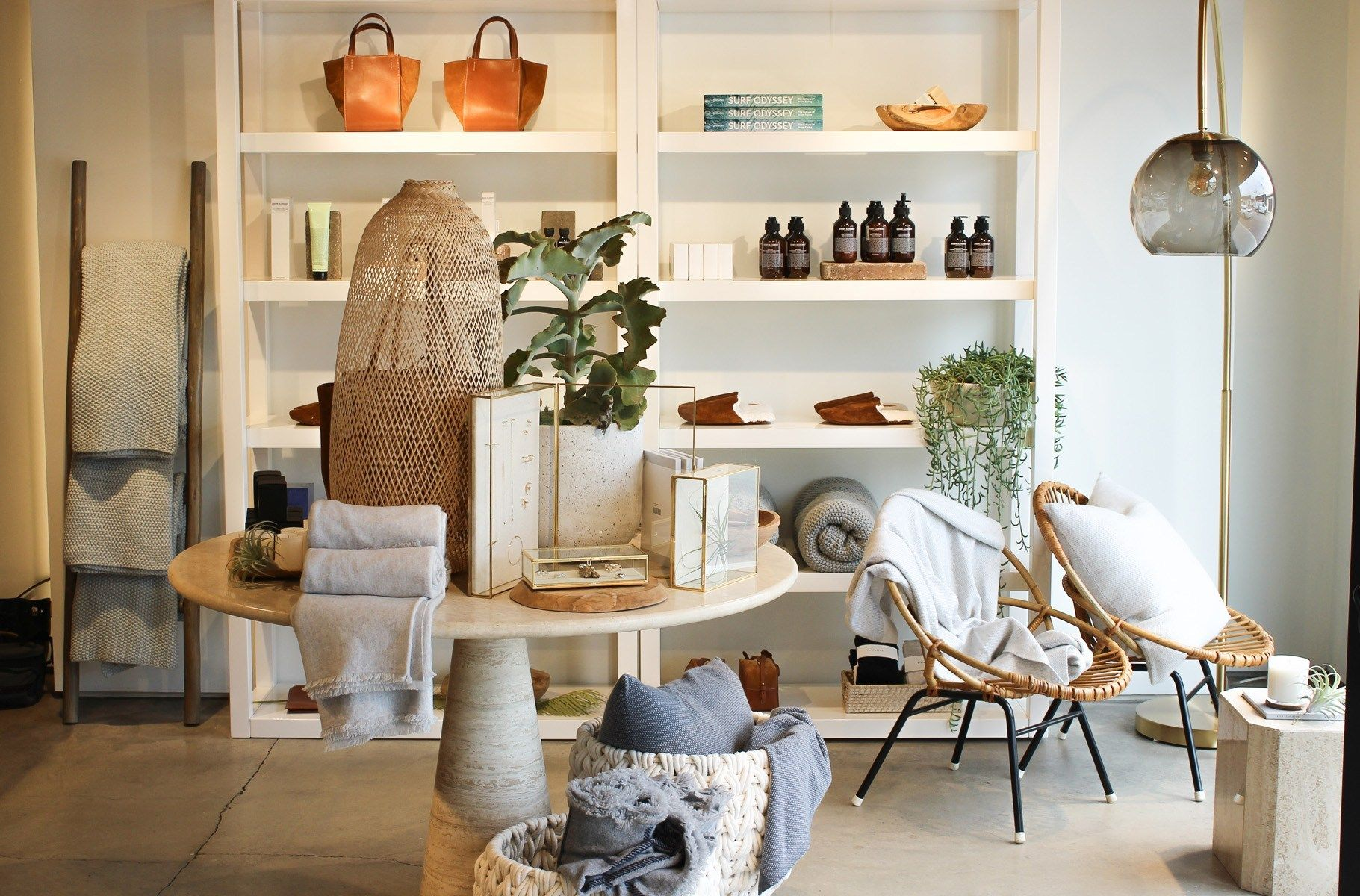 You Can Now Dress The Rest Of Your Cali Cool Abode At Vince S First Home Goods Boutique In Malibu Home Home Goods First Home