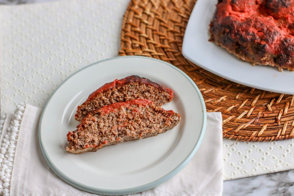 Low Carb Air Fryer Meatloaf Recipe in 2020 Easy food