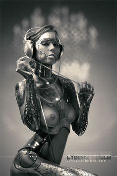 Cybermädchen