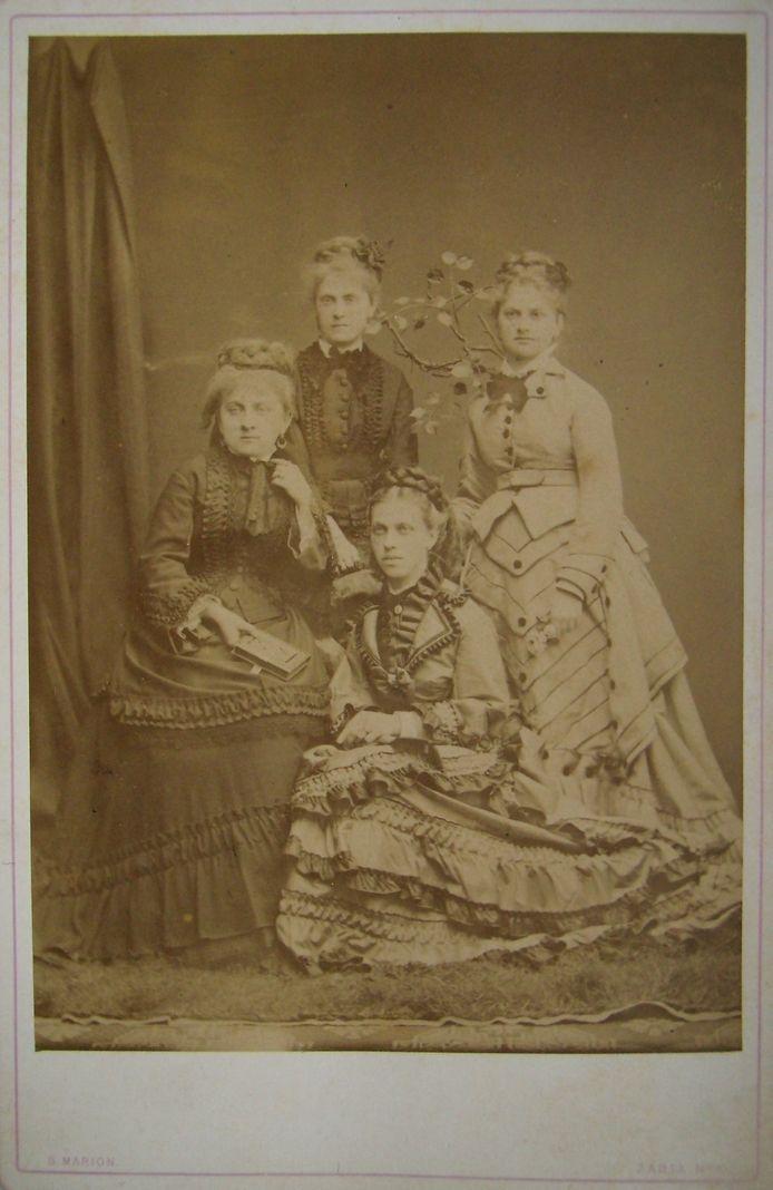 Carte De Visite 1874