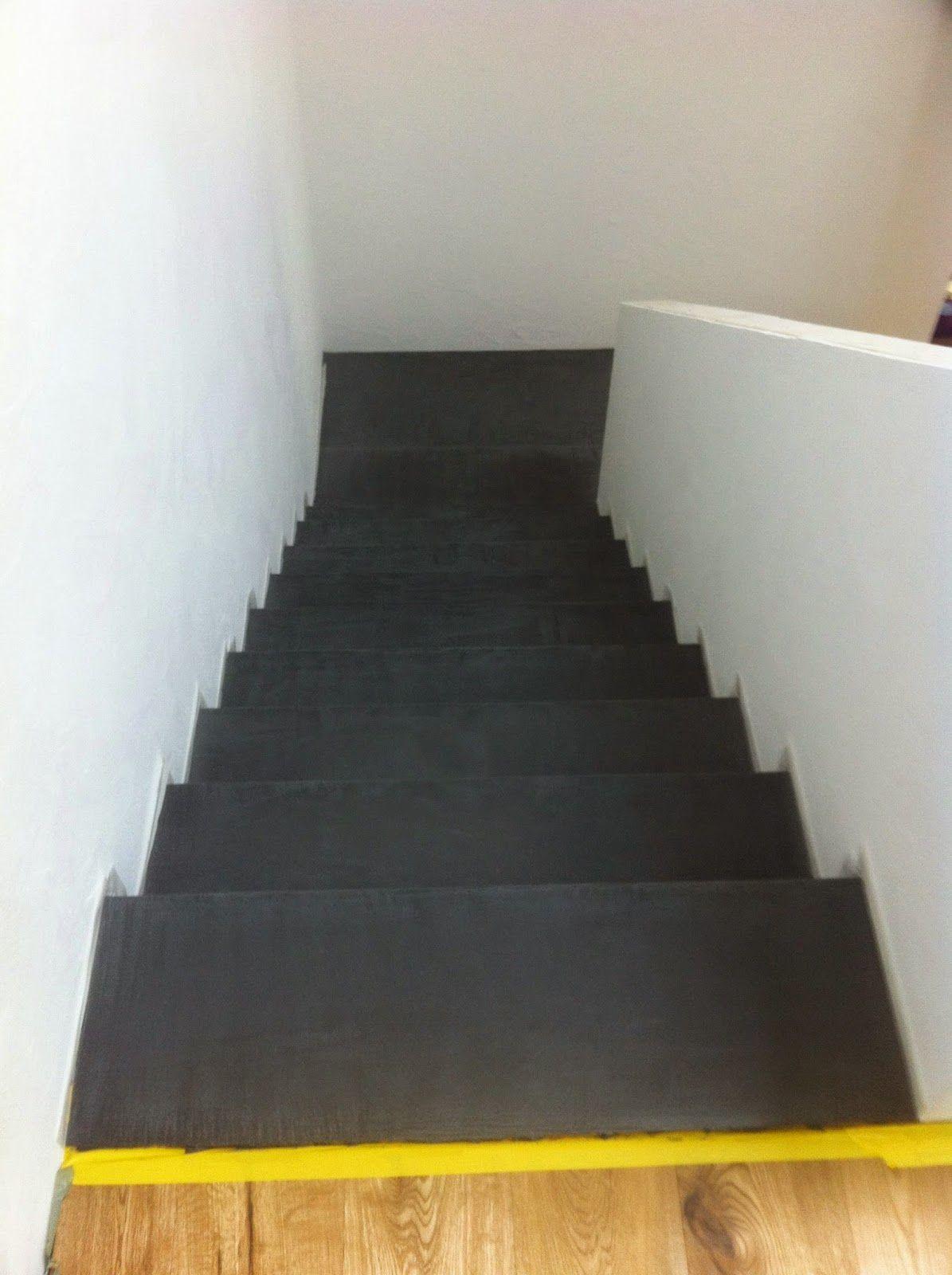 Beton Cire Treppe wieder schöne bilder einer selbst beschichteten treppe mit beton