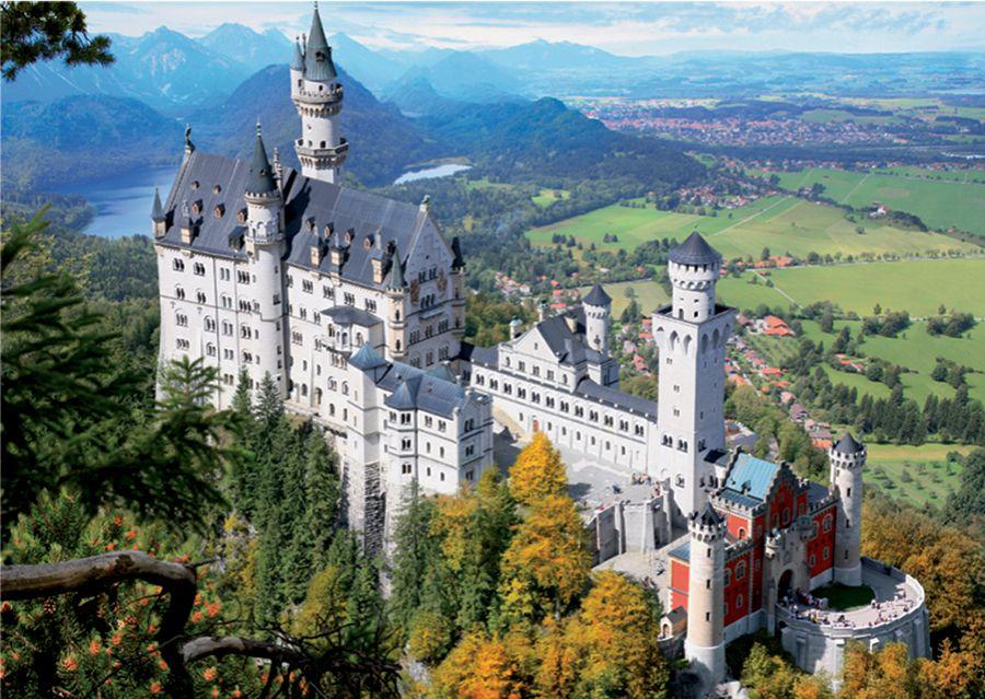 Neuschwanstein Outset Media Games Neuschwanstein Castle Travel Photography Europe Around The Worlds