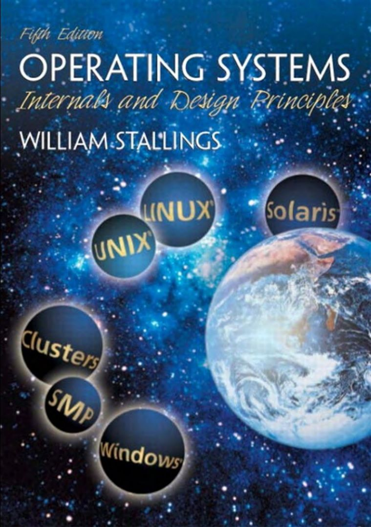 Operating Systems Internals And Design Principles Computer Security