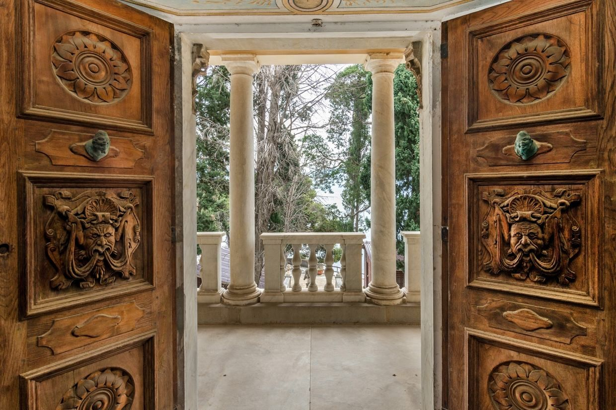 Celebrity dream home historic mansion in alassio italy world of