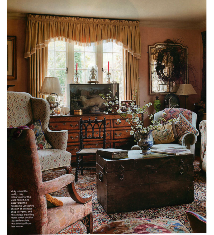 Home Interior Design Decor English Cottage Home Decor: THE STYLE OF THE ENGLISH COUNTRY HOUSE: THE CLUTTER I LOVE SO MUCH €� ANTIQUES AND ALL!