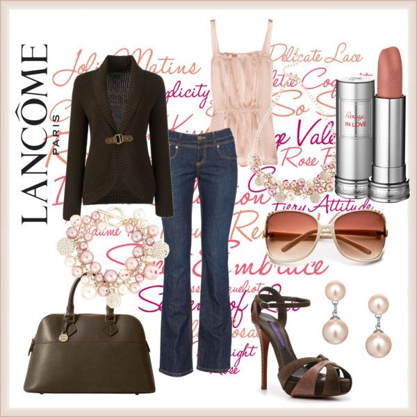 Casual Romance, created by kitkat137 on Polyvore