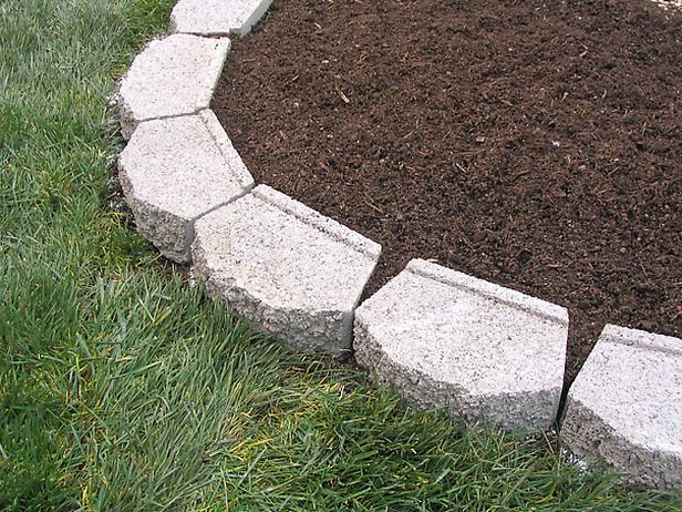 How To Add A Border To A Garden Landscaping With Rocks Garden Borders Landscape Borders
