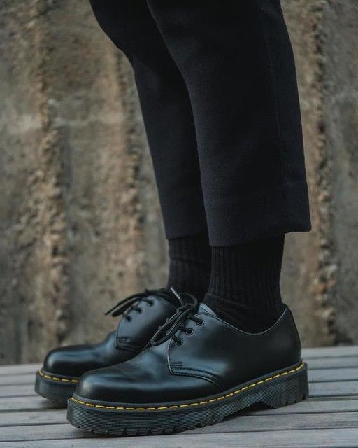 Dr Martens 1461 Bex Smooth Leather Oxford Shoes In 2020 Leather Oxford Shoes Dr Martens Shoes Dr Martens Men