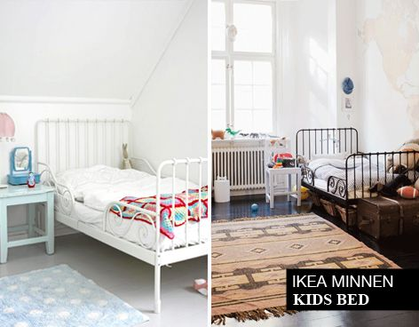 ikea s minnen kids bed kids rooms pinterest kids rooms room and shared bedrooms. Black Bedroom Furniture Sets. Home Design Ideas