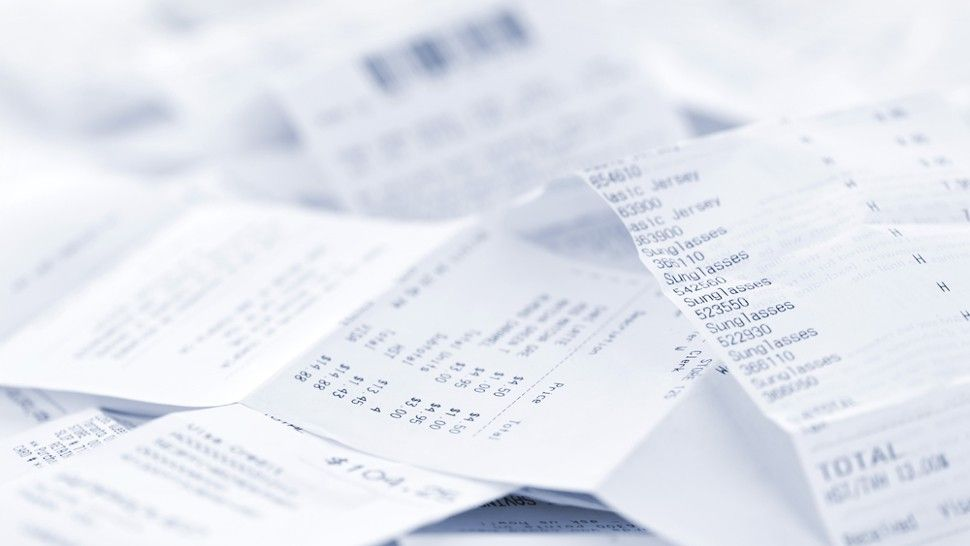 Don't let paper receipts fill your wallet or files. Digitize them with these handy apps....