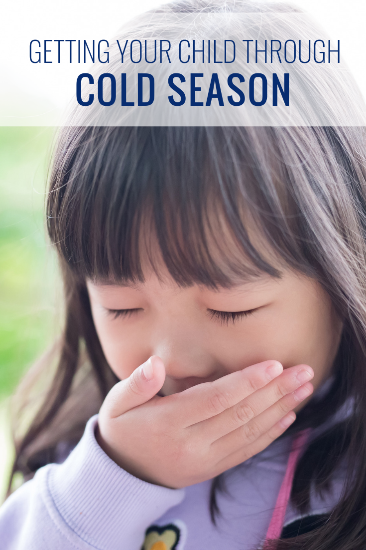 Getting your child through cold season Cold medication