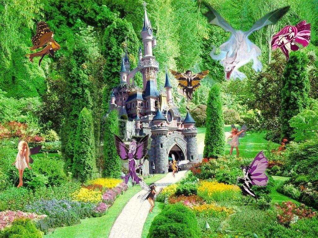 Magical Fantasy Free Graphics   World of magic, dragon ...