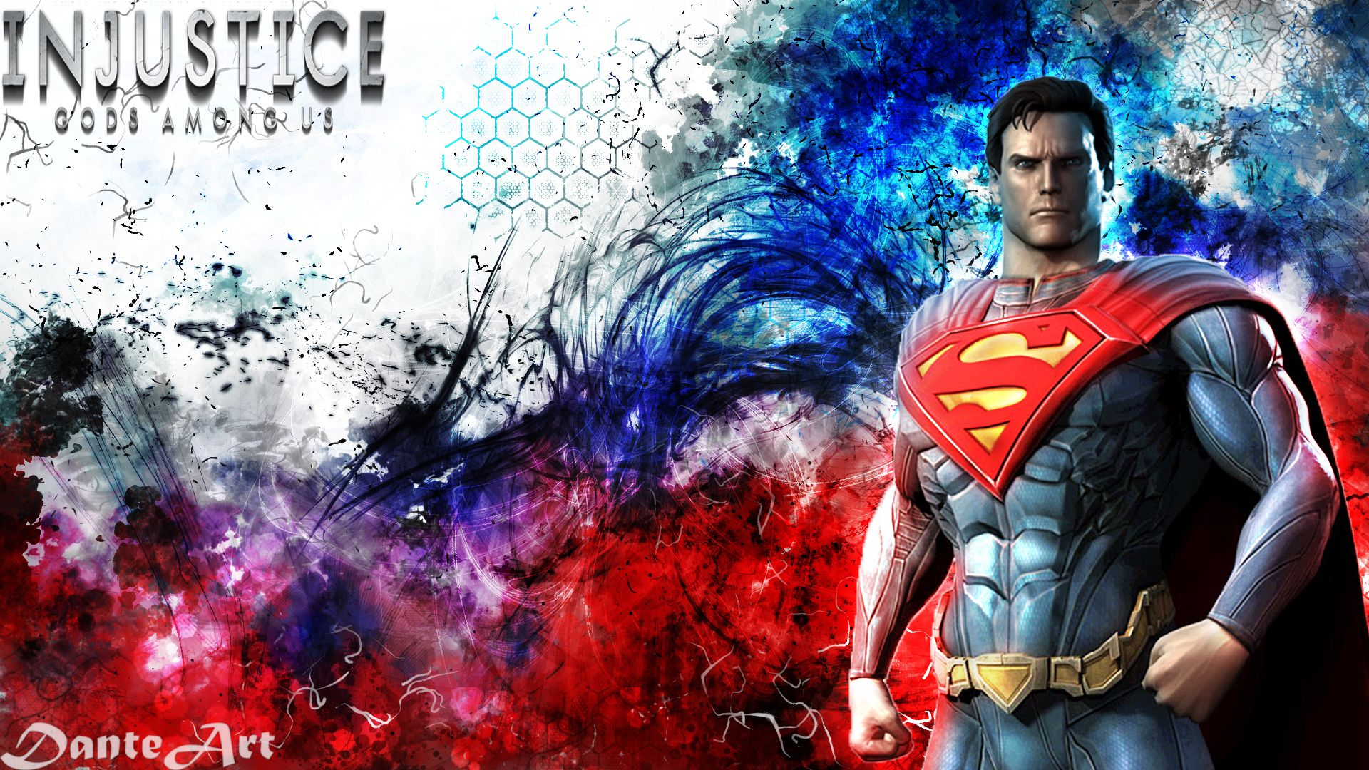 Injustice Gods Among Us Ultimate Edition Superman Superman Wallpaper Laptop Wallpaper Superman Artwork