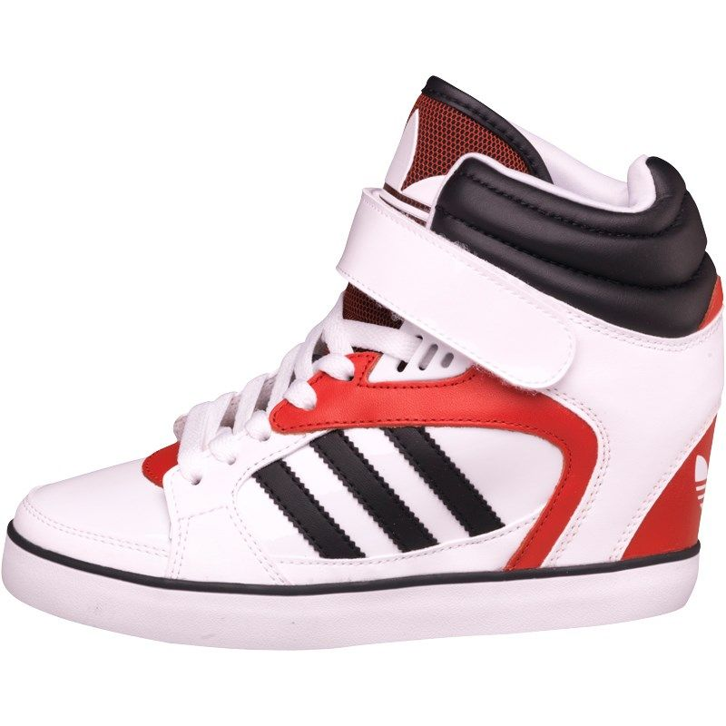 adidas trainer wedges
