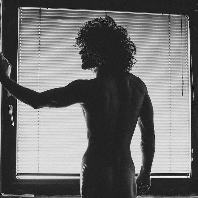 Naked self shot