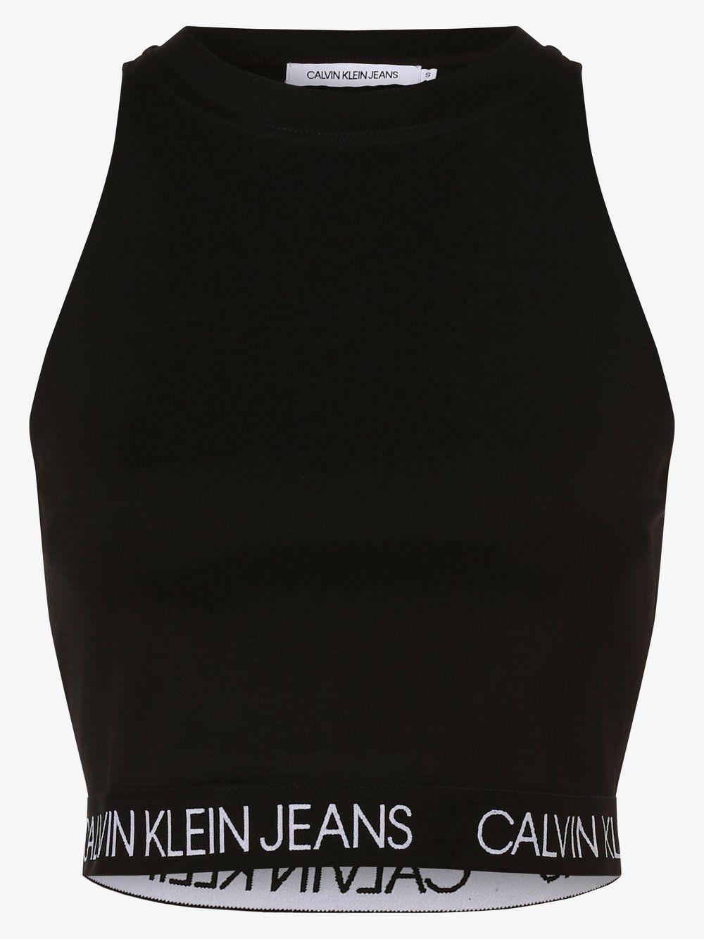 calvin klein jeans damen top online kaufen em 2020 | moletom