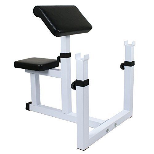 Zeny Commercial Preacher Curl Weight Bench Seated Preacher Isolated Dumbbell Biceps Check This Awesome Product By G Preacher Curls Weight Benches Arm Curls