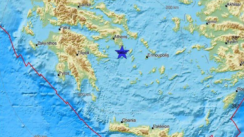 Cnn Greece Seismos Notia Ths Attikhs Multi News Gr Art Painting Greece