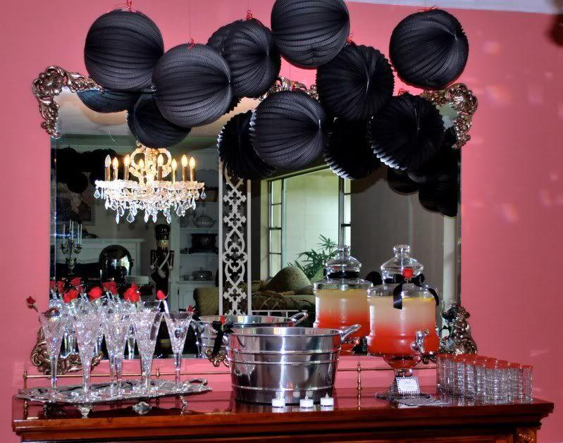 40th Birthday Party 40th birthday parties 40 birthday and Birthdays