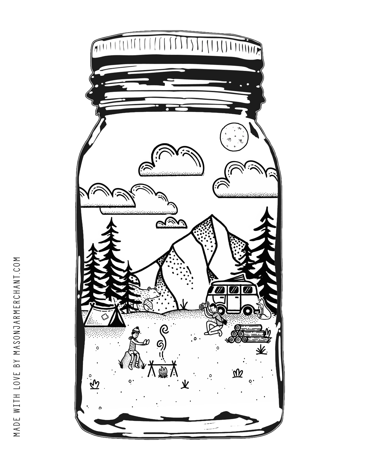 Great Outdoors Free Printable Coloring Pages Free Printable Coloring Printable Coloring Pages Free Printable Coloring Pages
