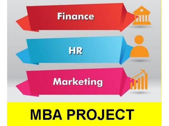 Mba Final Project Report On Finance Pakistan 2016 Cs619 Year Dissertation