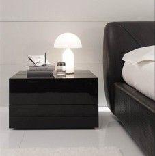 Comodino moderno da camera da letto SMA Mobili Glast | ♥ Home ...