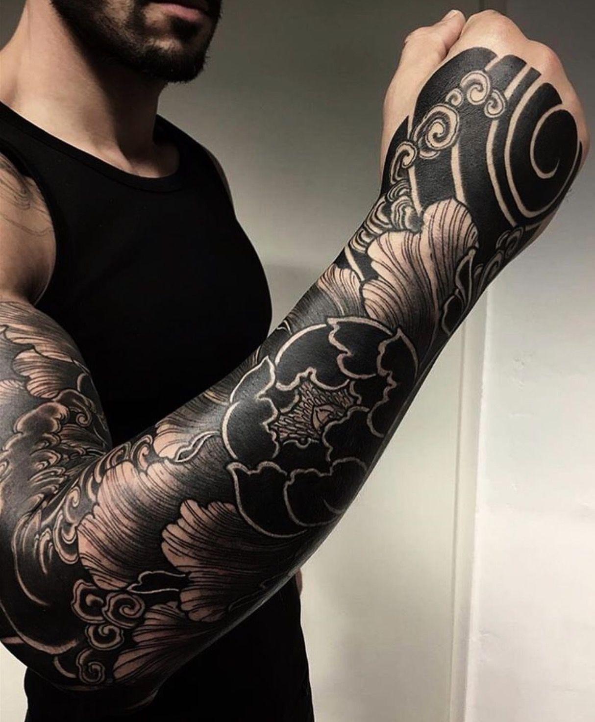 они фото тату рукава японские дезинфицирующих других
