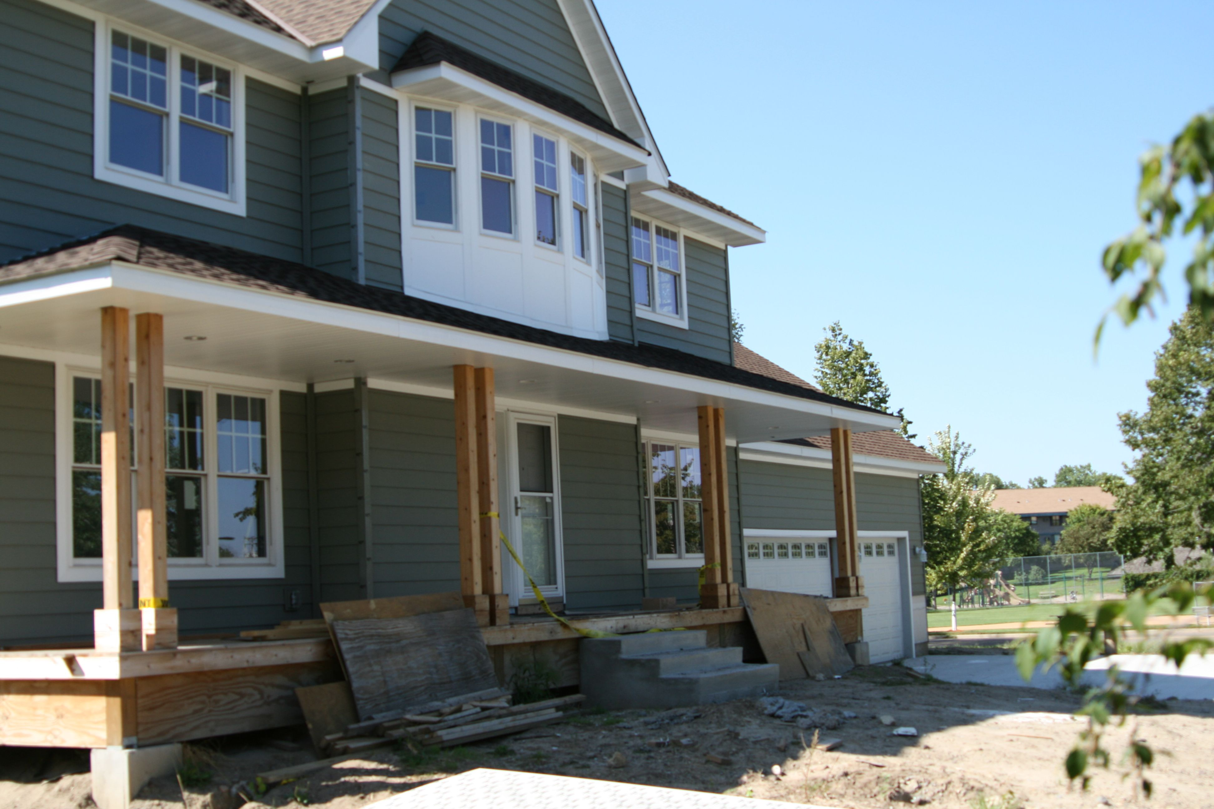Home House Siding House Exterior Cladding
