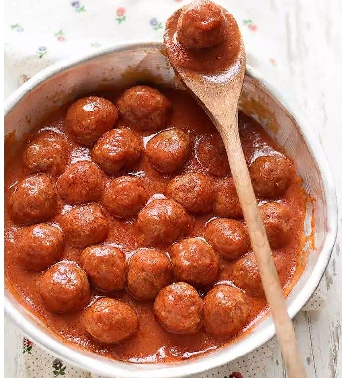 Photo of Italian Soft and Delicious Meatballs with Sauce – MANGIA MAG…