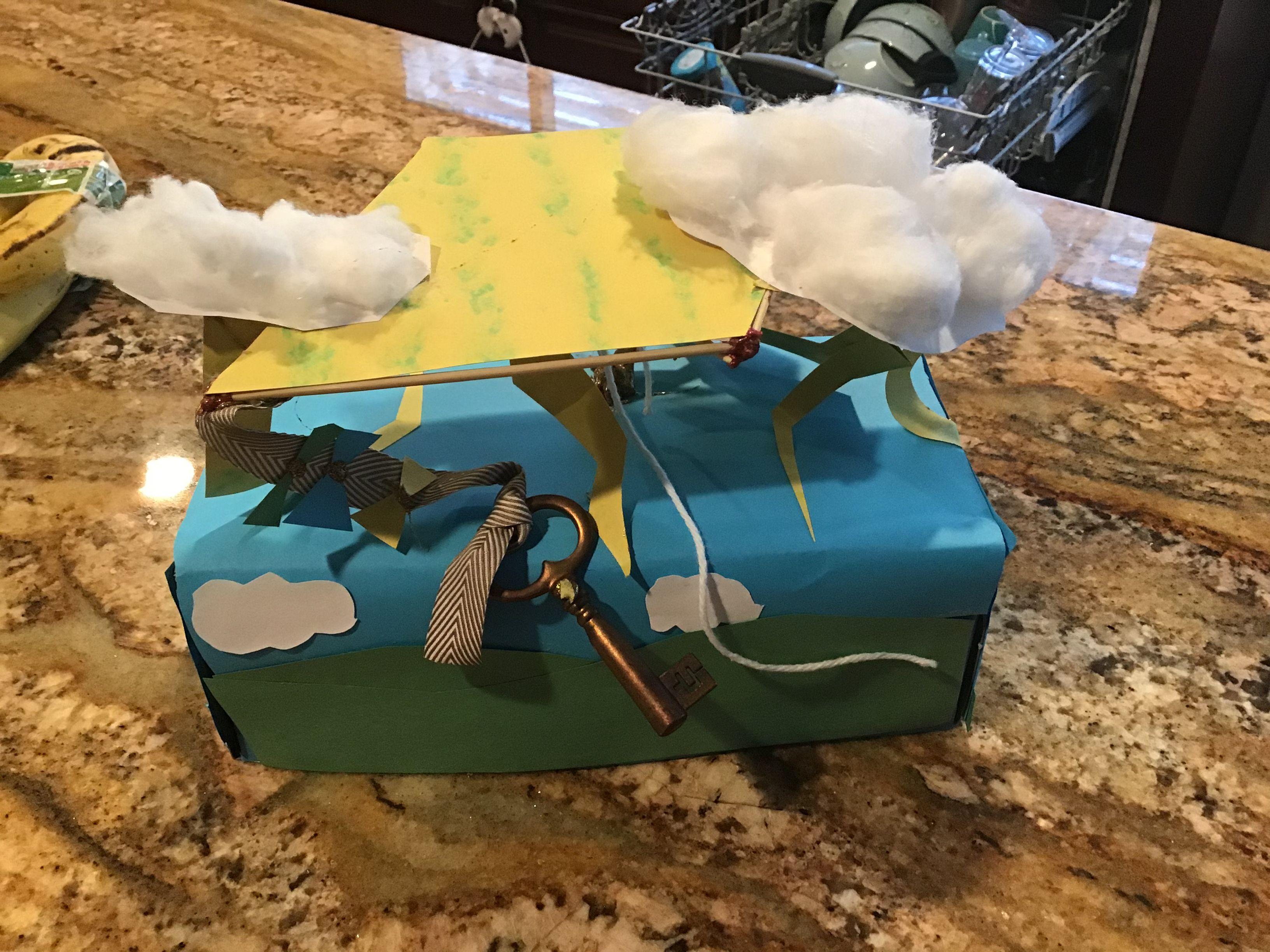 Ben Franklin Kite Craft