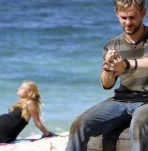 Dominic Monaghan as 'Charlie Pace' on ABC's Lost