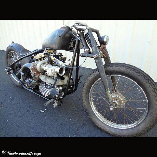 Turbo P Harley: 1968 Turbo Shovelhead By Tamiami_tyrants