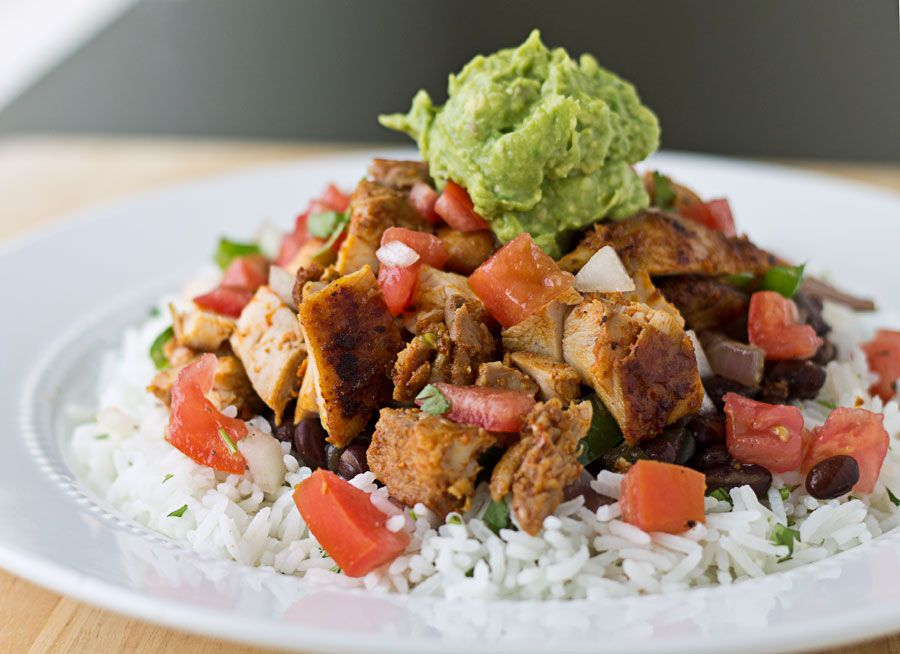 Easy chipotle chicken recipes