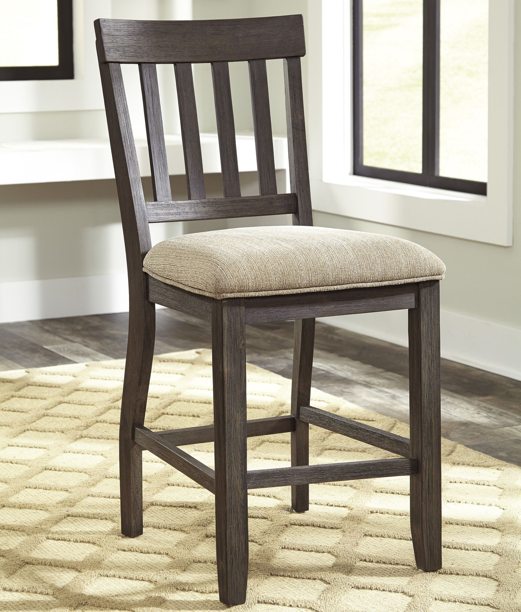 Dresbar bar stool with cushion