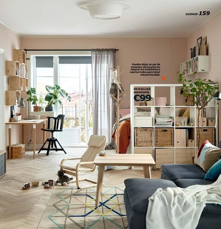 Studio Apartment Living Room: Decoracion De Monoambientes