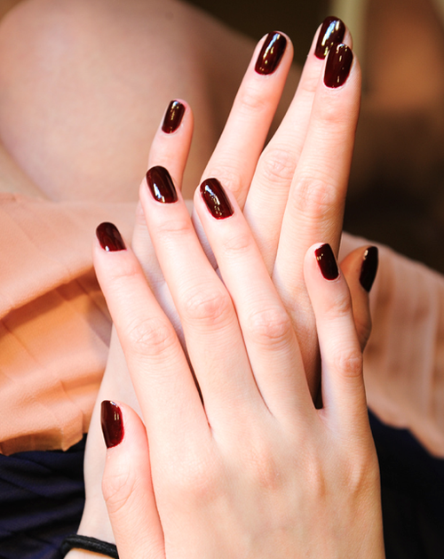 Beauty Bar   Rouge, Dark red nails and Red nails