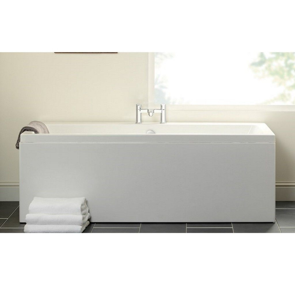 Carron Quantum Double Ended Bath 1900mm x 900mm | Baths | Pinterest ...
