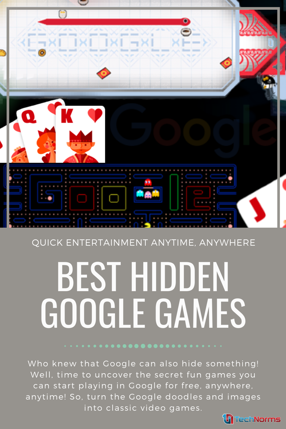 13 Best Hidden Google Games For Fun Gameplay Anytime
