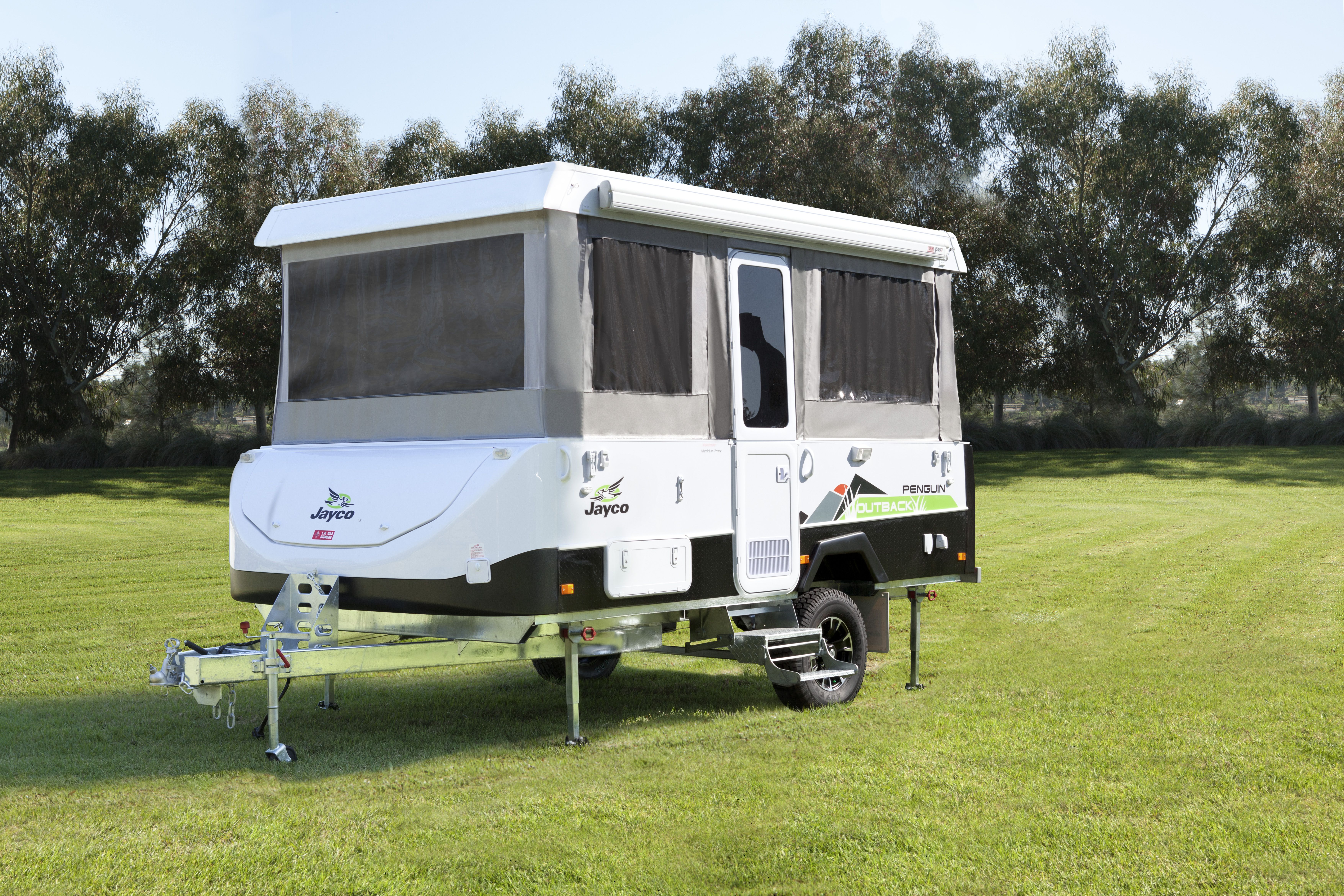 Brilliant North Coast Campers And Caravans  On The Road