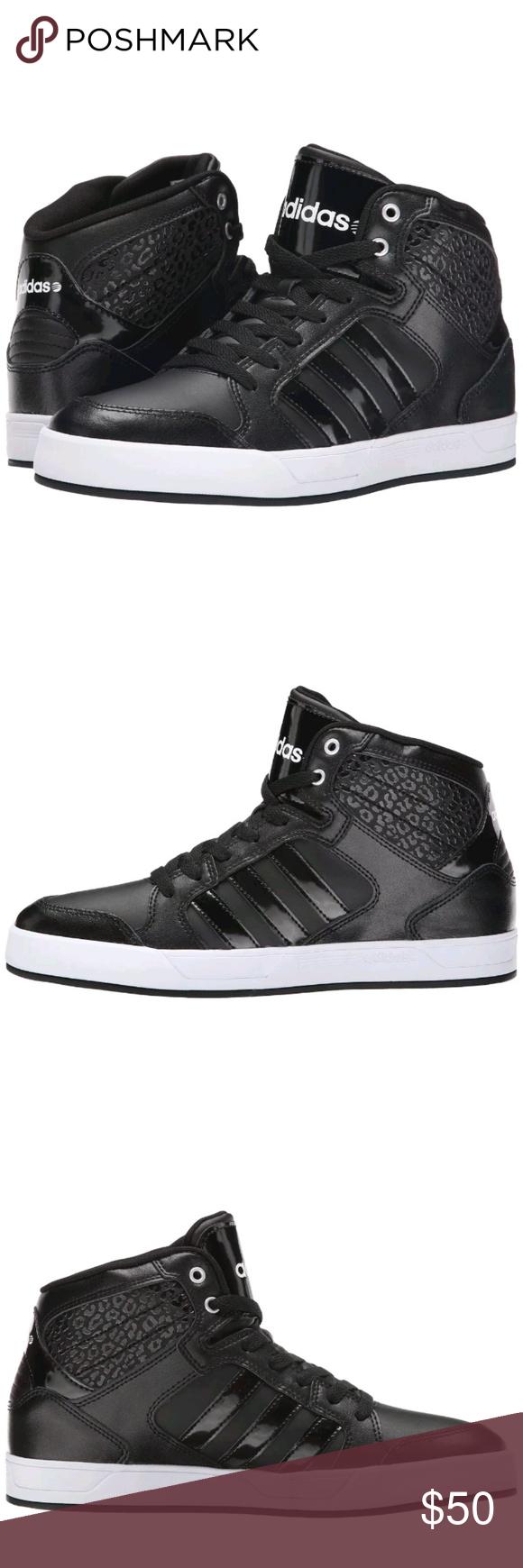 Adidas neo Raleigh negro Mid W Leopard detalle negro Raleigh Pinterest leopardo 81389e
