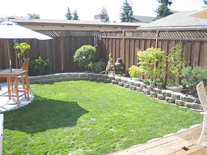 Texas Backyard Landscape Design Ideas Backyard Landscaping ...