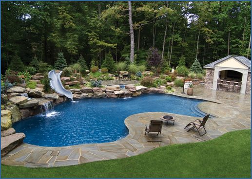 Swimming Pools Archives - CLC Landscape Design | Pools & Coping ...