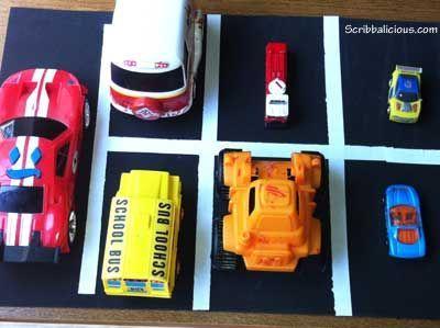 Bing Image Search/preschool numbers | simple car craft for preschool - Bing Images