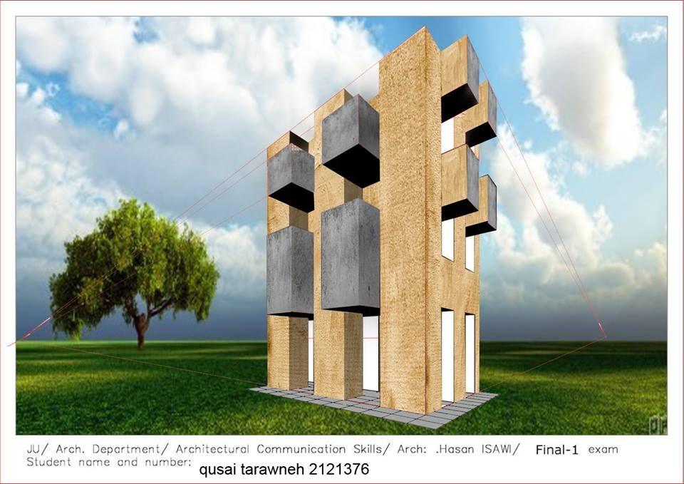 Qusai TarawnehArchitectural Communication Skills-