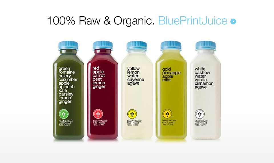 Blue Print Cleanse; a 3 day juice cleanse meant to rejuvenate you - new blueprint cleanse green